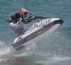 Marc Orta, guanyador de la regata a la categoria F4.