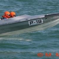 L'embarcació guanyadora, en una foto d'arxiu.