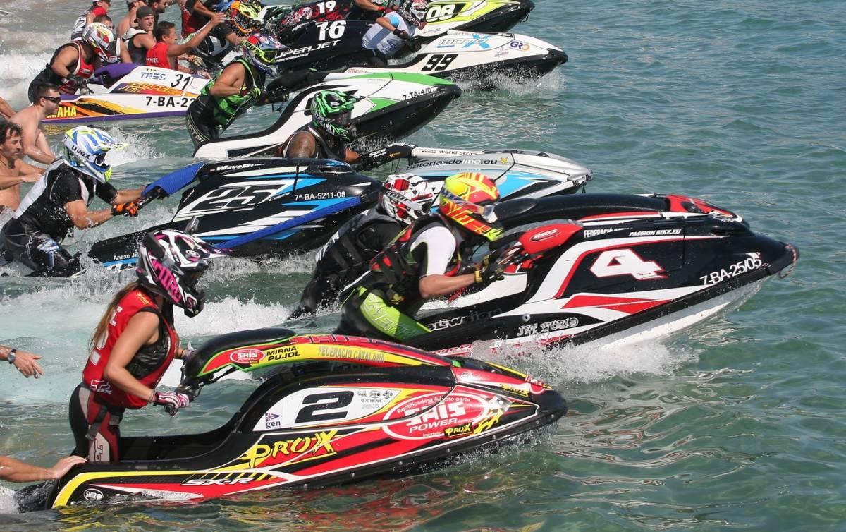 Campionat motos l'Ampolla